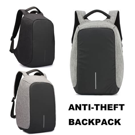 Backpack Laptop Bag Travel With Usb Port D8205w 17 3 Inch Olb1868 anti theft backpack waterproof usb laptop computer notebook school travel bag s ebay