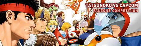 Anime Giveaway - tatsunoko vs capcom game and anime giveaway