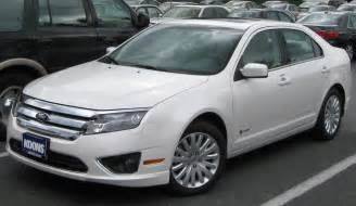 2011 Ford Fusion Hybrid 2011 Ford Fusion Hybrid Information And Photos Momentcar