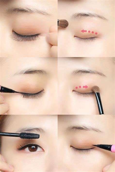 tutorial make up korea mp4 123 best images about makeup on pinterest eye makeup