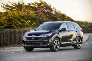 Honda Cr V Pictures 2017 Honda Cr V Touring Awd Test Motor Trend