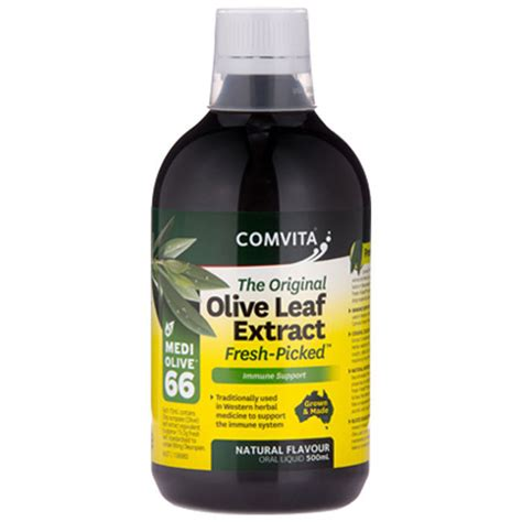 Does Olive Leaf Extract Detox The by Comvita Olive Leaf Extract Nourished Australia
