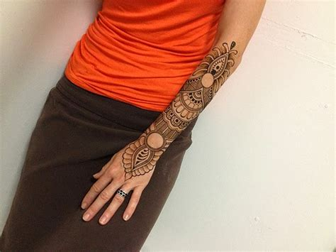 tattoos ideas design arm and hand for women henna henna