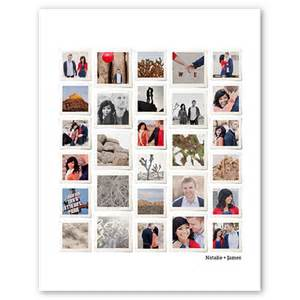 20x30 collage template framed pictogram shutterfly