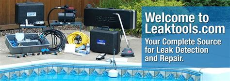Plumbing Leak Detection Tools by Manufacturing Company Inc