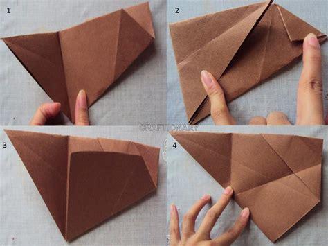 origami organizer craftionary