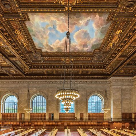new york public library reading room shuttered for six a stunning makeover at the new york public library s main