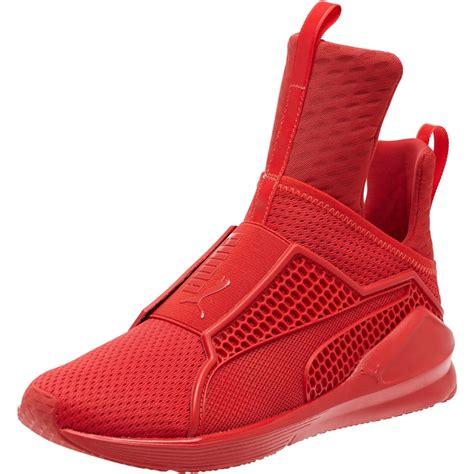 rihanna high top sneakers rihanna x trainer sneaker buy