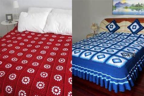 modelos de colchas para camas colchas para camas tejidas a crochet n 186 03