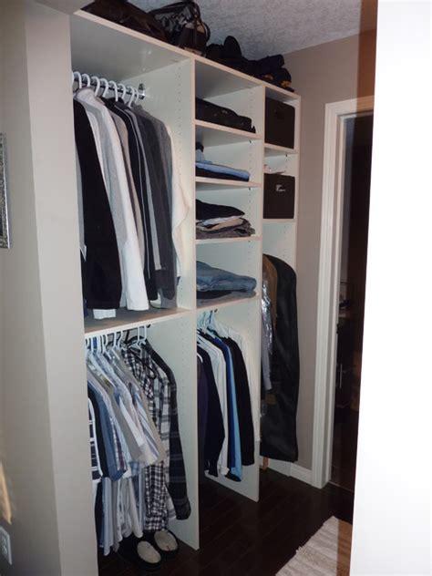 reach in closet gables traditional closet