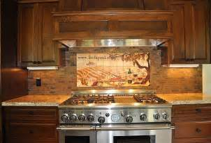Beautiful Cheap Backsplashes For Kitchens #5: Vineyard_backsplash_mural.jpg