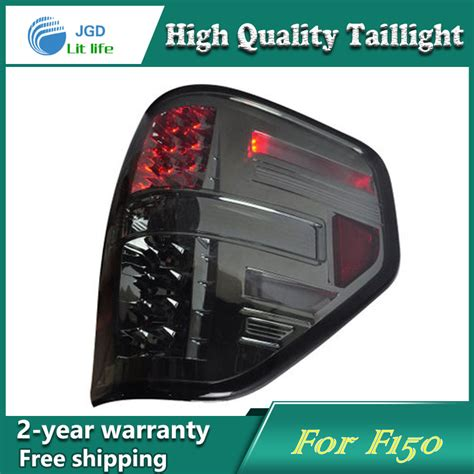 2013 f150 tail lights car styling tail l for ford raptor f150 2009 2013 tail