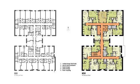 commons chicago floor plans chicago illinois historic green rehabilitation at harvest commons hud user