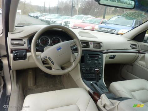 volvo s80 interior light sand interior 2004 volvo s80 2 9 photo 47685124