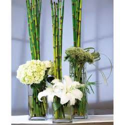 wedding vase centerpiece wedding centerpiece square vase