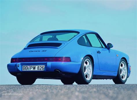 porsche 964 rs porsche 911 carrera rs 964 specs 1991 1992