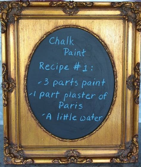 diy chalk paint calcium carbonate vs plaster of things new 3 chalk paint recipes reviewed