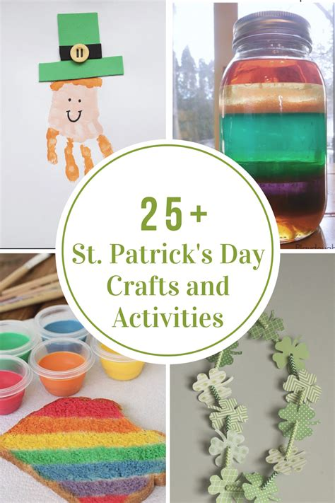 st s day and crafts st s day crafts and activities the idea room