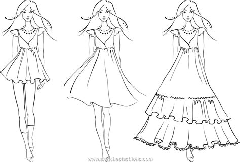 coloring pages fashion designer free coloring pages of fashion design models