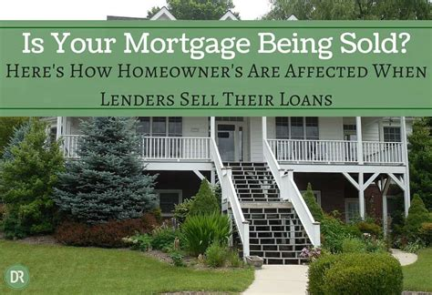 selling house what happens to mortgage mortgage being sold here s how a homeowner will be