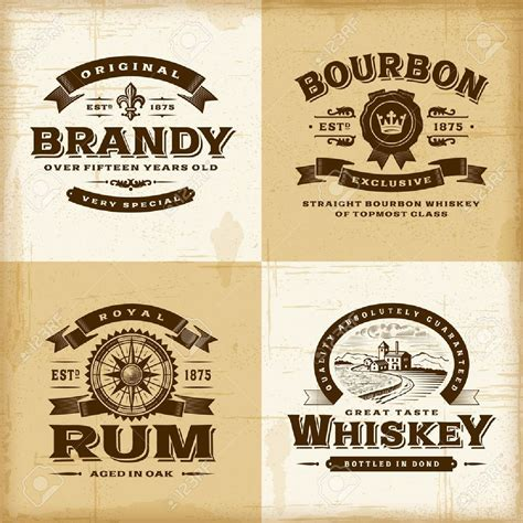 liquor label template 39 awesome vintage labels free images tags labels