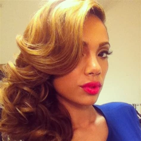 images erica menas hair color the beautiful erica mena love her hair and makeup a