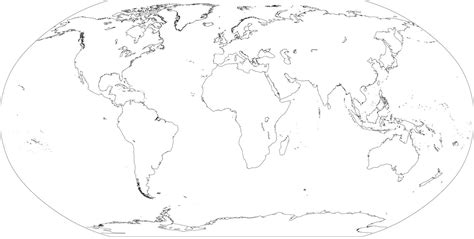 easy printable world map world map outline easy to draw copy how to draw a world