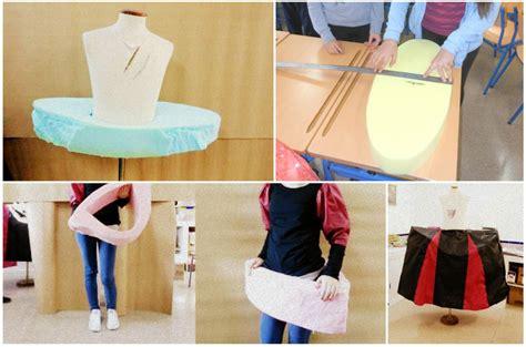 como hacer un disfraz de disfraz de menina manualidades infantiles