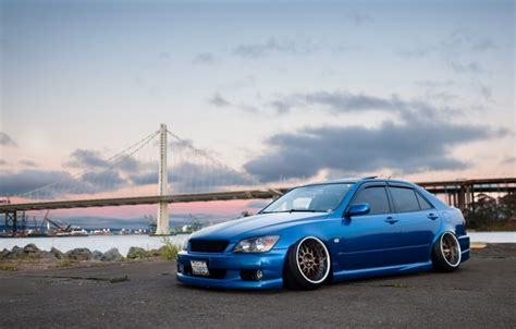 lexus is300 iphone wallpaper wallpaper as200 height is300 blue wheels xe10