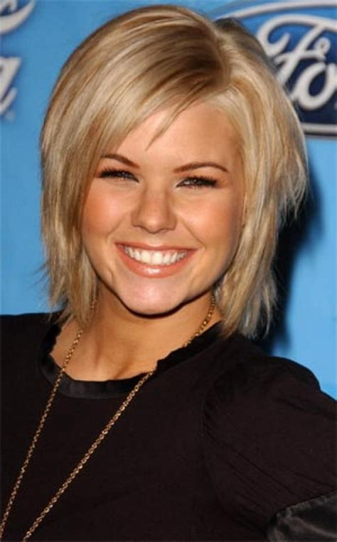 medium length layered haircuts 2015