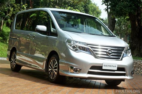 nissan serena 2014 driven 2014 nissan serena s hybrid better value image
