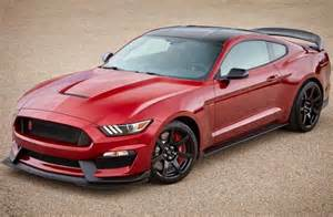 Black Mustang With Grabber Blue Stripes 2018 Ford Mustang Shelby Gt350 Release Date Price Interior Redesign Exterior Colors Changes