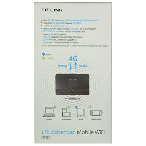 Wifi Hotspot Tp Link tp link m7350 4g lte mobile wifi wireless router hotspot