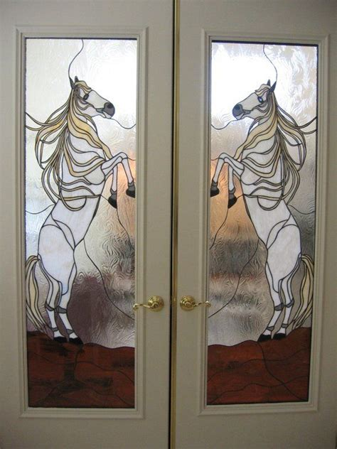 Interior Doors Stained Glass Stained Glass Interior Doors Home Decor Pinterest