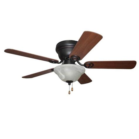 snugger 42 inch oil rubbed bronze ceiling fan emerson fans