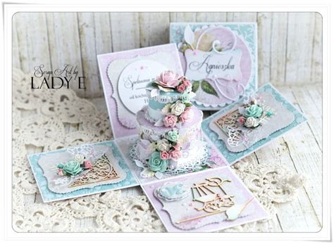 tutorial for exploding box wedding 101 best images about box cards on pinterest birthday