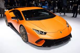 Lamborghini Performante Price Lamborghini S New Huracan Performante Wants To Be The New