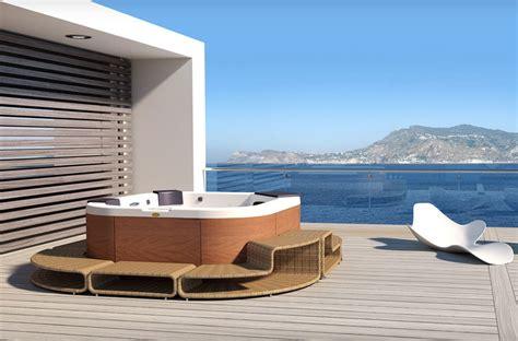 vasche idromassaggio per esterno 30 fantastiche vasche idromassaggio da esterno
