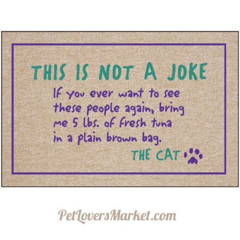 Dog Doormats Cat Mat For Cat Lovers We Re So Excited To See You Pet