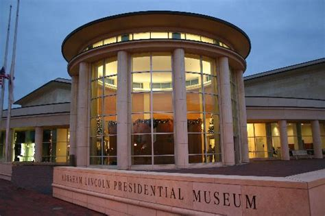 presidential libraries and museums books abraham lincoln presidential library and museum