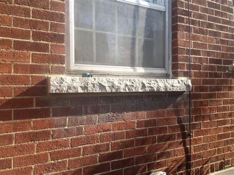 Masonry Window Sill Custom Fabrication Stonehenge Masonry Company