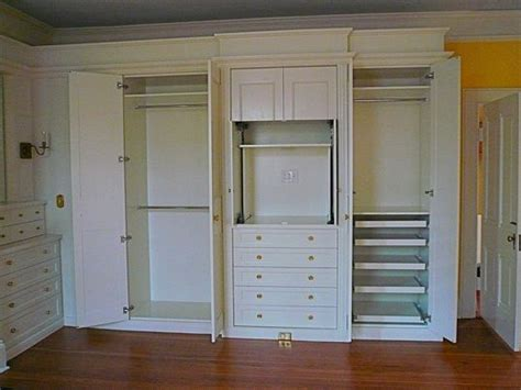 built in closet cabinets the 20 best images about bedroom and hallway cupboards on