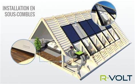 Climatisation Dans Les Combles by R Volt Adaptable 224 Toutes Les Configurations De Combles