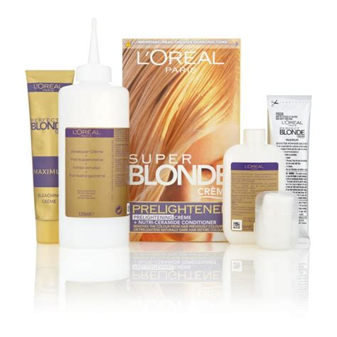 Harga L Oreal Pre Lightener loreal creme pre lighter chemist direct