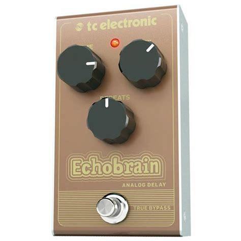 Tc Electronic Delay tc electronic tc electronic echobrain analog delay pedal