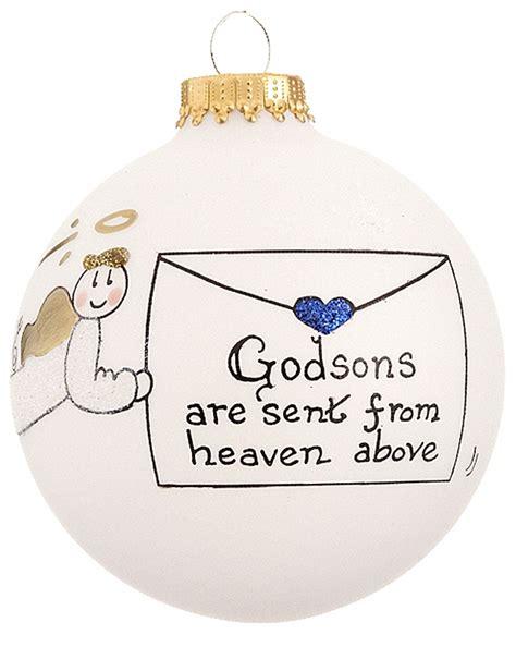 godson christmas ornament baby christmasornaments com