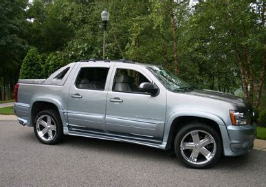 southern comfort avalanche for sale chevrolet avalanche southern comfort edition 2007 2012
