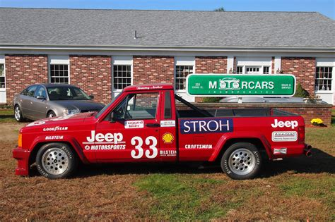 thoughts on jeep comanche bangshift com 1988 jeep comanche scca