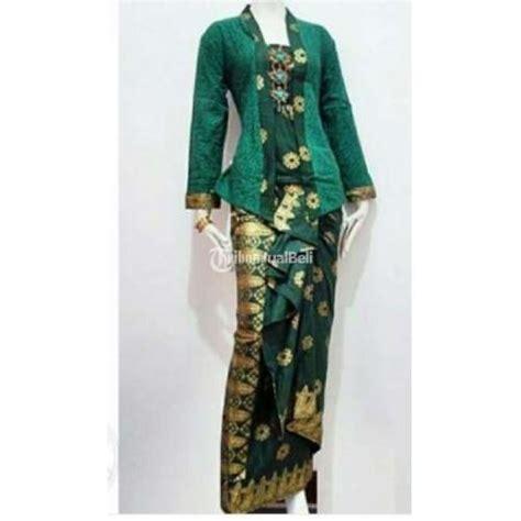 Set Baju Setelan Baju Cewek Murah Setelan Kebaya Arina Laser Maroon baju kebaya batik lilit cewek prada kutubaru harga murah surakarta dijual