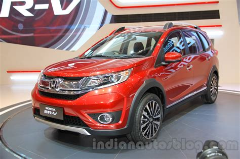 honda indonesia honda br v prototype world debuts giias 2015 live
